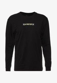 Vans - RACING REPEAT - Langarmshirt - black - 3