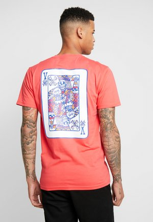 COURT CARD  - T-shirt med print - hibiscus