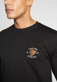 Vans - GROWLER - Maglietta a manica lunga - black - 5