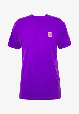 RETRO SPORT  - T-shirt con stampa - heliotrope