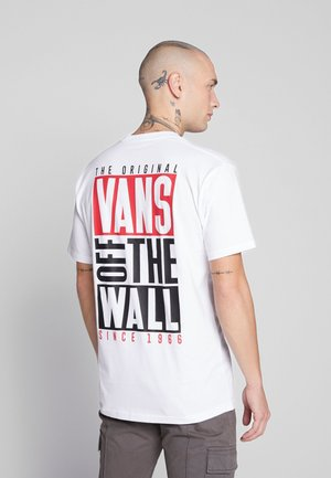 NEW STAX  - Print T-shirt - white