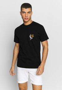 Vans - AFTER PARTY - Print T-shirt - black - 2