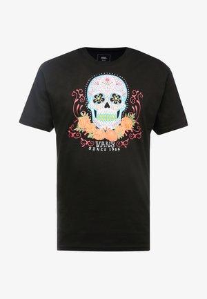 DIA SUGAR SKULL - Camiseta estampada - black