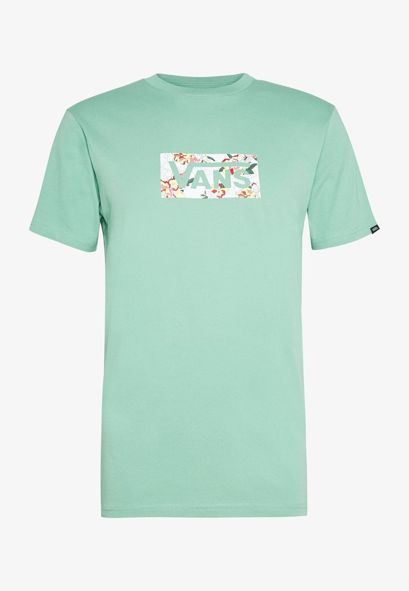 Vans PAINT BY NUMBERS - T-shirts med print - canton