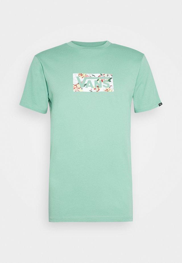 PAINT BY NUMBERS - Camiseta estampada - canton