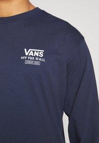Vans - Maglietta a manica lunga - dress blues - 4