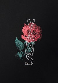 Vans - NIGHTSHADE  - T-shirt print - black - 2