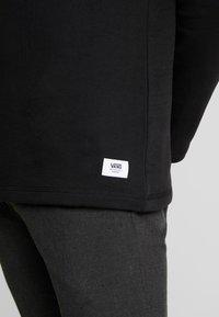 Vans - WHITAKER - Sweatshirt - black - 5