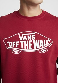 Vans - CREW - Sweatshirts - biking red - 4