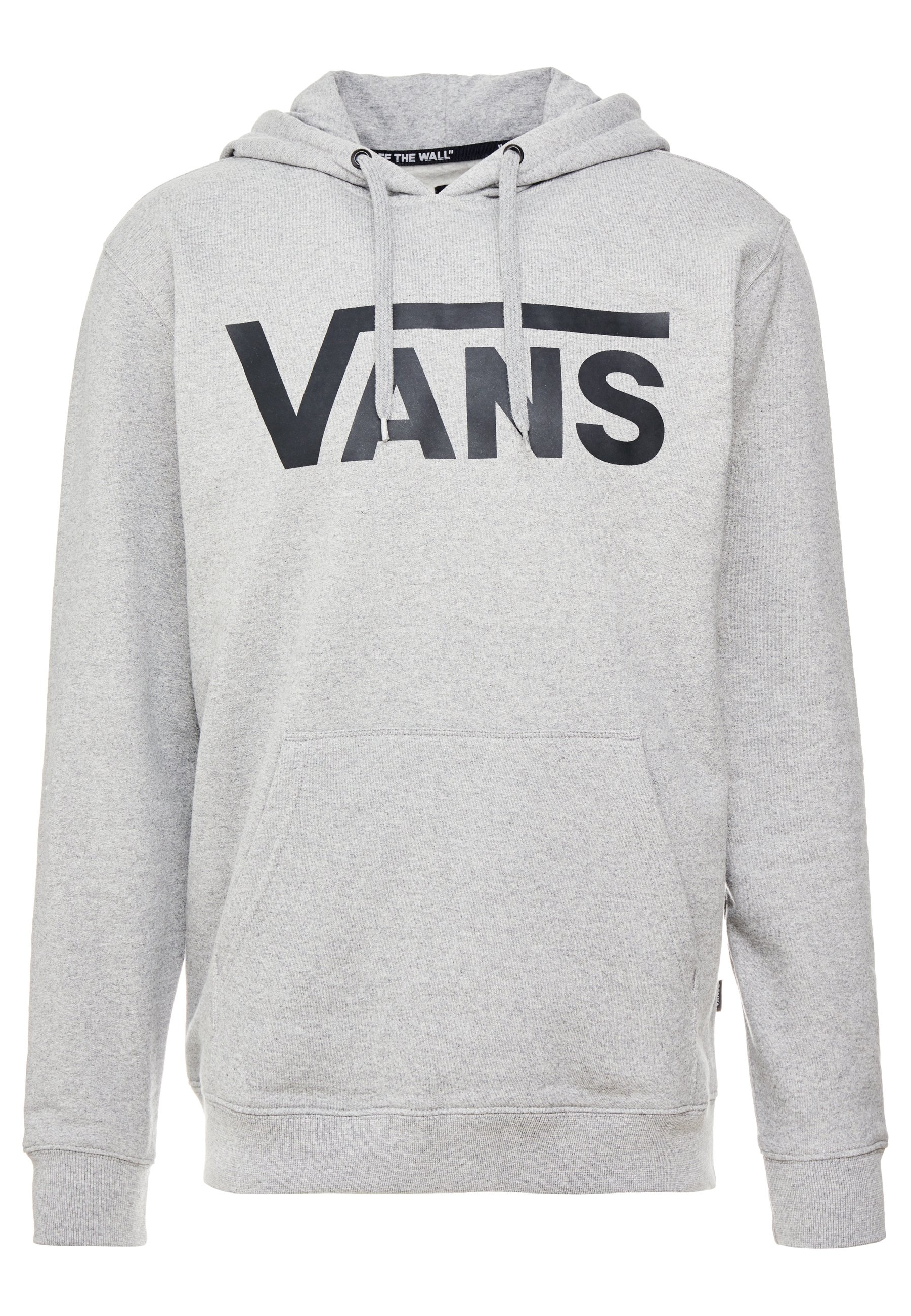 Vans Classic Hoodie - Sweat À Capuche Cement Heather/black