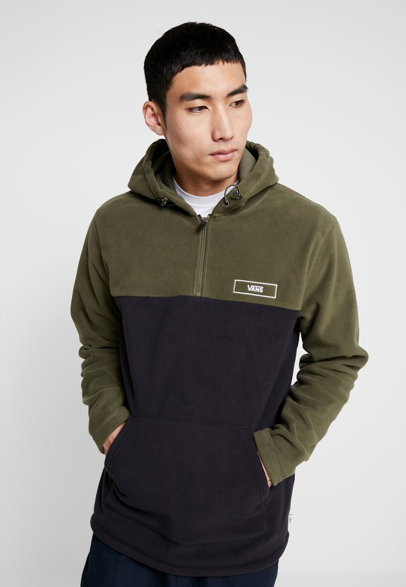 Vans - OSBURN - Kapuzenpullover - grape leaf/black