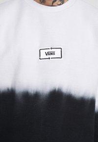 Vans - CREW - Felpa - black - 5