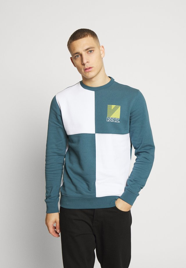 RETRO SPORT CREW - Sweatshirt - stargazer