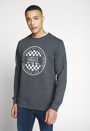 Pullover - black heather