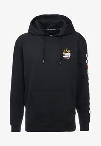 Vans - BURNING ROSE  - Hoodie - black - 5
