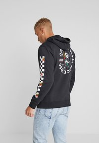 Vans - BURNING ROSE  - Hoodie - black - 2