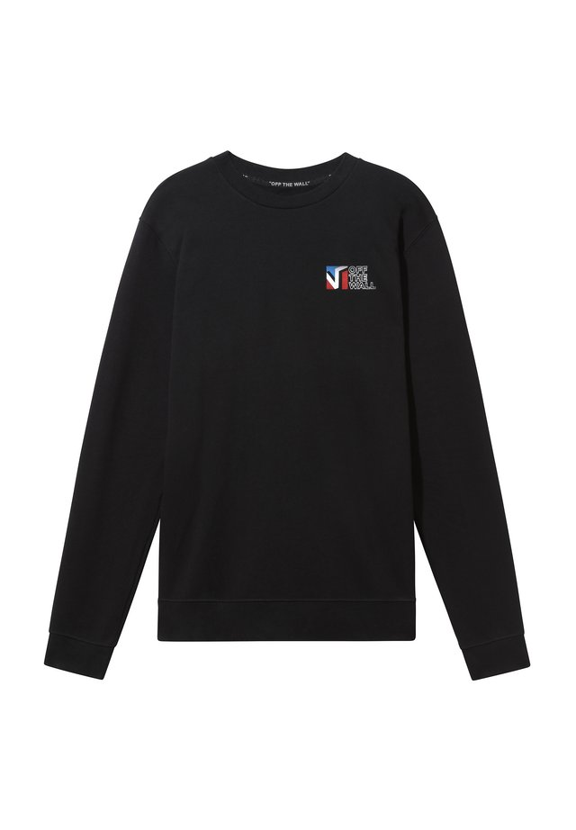 DIMENSION CREW - Sudadera - black