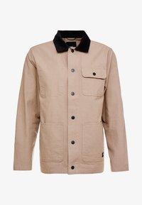 Vans - DRILL CHORE COAT - Tunn jacka - military khaki - 5