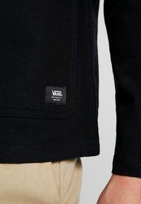 Vans - DRILL CHORE COAT - Giacca leggera - black - 5