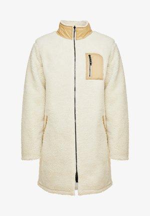 CASSIN - Zimní kabát - bone white