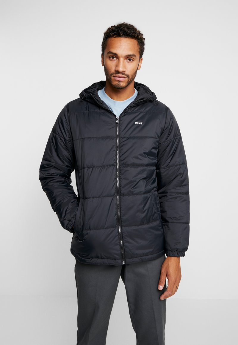 Vans - WOODRIDGE - Light jacket - black