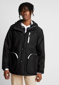 Vans - PALMETTO - Parka - black - 0