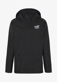Vans - DISTORT TYPE ANORAK - Giacca a vento - black - 7