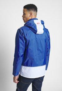 Vans - ANORAK - Summer jacket - sodalite blue/white - 2