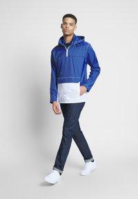 Vans - ANORAK - Summer jacket - sodalite blue/white - 1