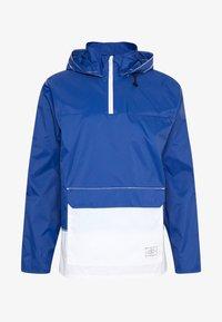 Vans - ANORAK - Summer jacket - sodalite blue/white - 4