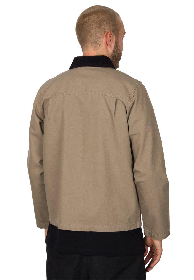Vans - Jas - military khaki