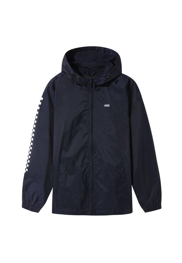 Light jacket - dress blues-checkerboard
