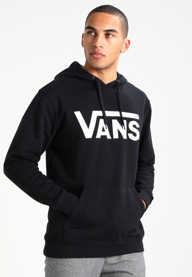Vans - CLASSIC HOODIE - Huppari - black