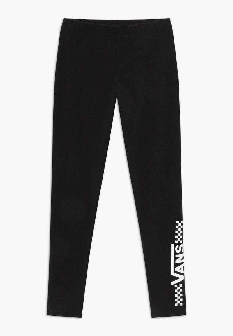 Vans - Legíny - black/white