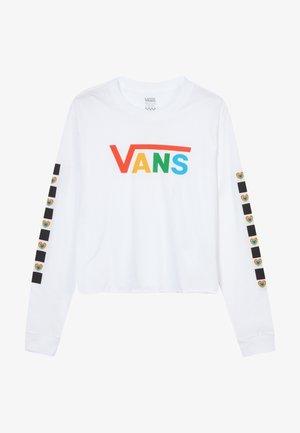 SCOTCH HOP - T-shirt à manches longues - white