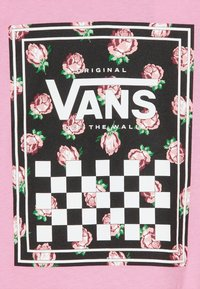 Vans - BOXED ROSE - T-shirt con stampa - fuchsia pink - 3