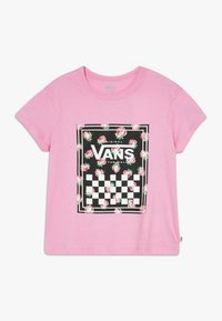 Vans - BOXED ROSE - T-shirt con stampa - fuchsia pink - 0