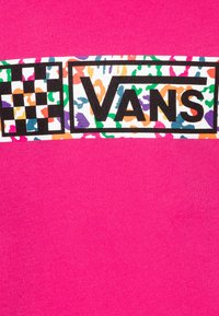 Vans - RAINBOW LEOPARD - T-shirt con stampa - fuchsia purple - 2