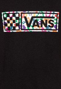 Vans - RAINBOW LEOPARD - T-shirt con stampa - black - 2
