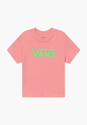 FLYING GIRLS BOXY - T-shirt imprimé - pink icing