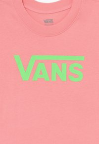 Vans - FLYING GIRLS BOXY - T-shirt con stampa - pink icing - 3