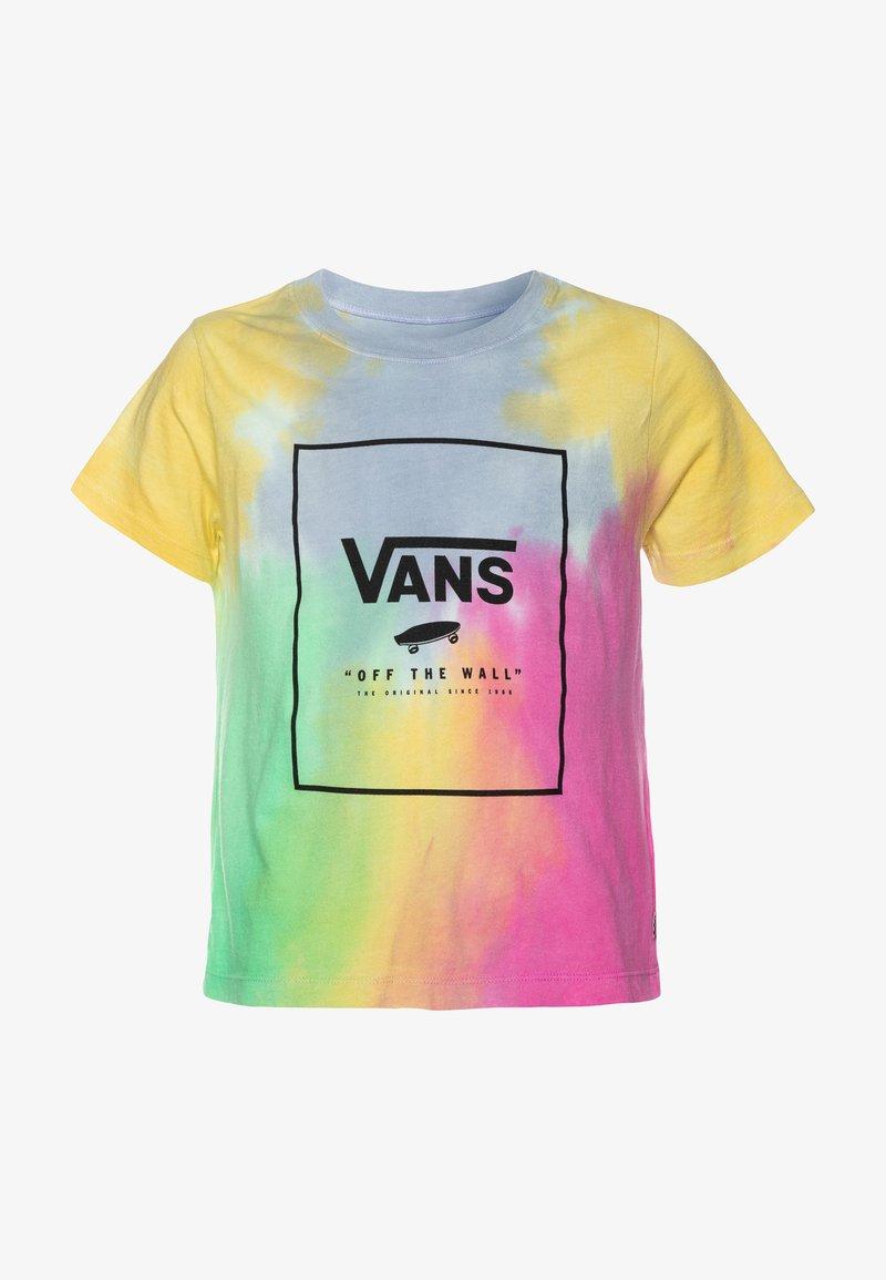 Vans - NETWORKED - T-shirt imprimé - aura wash