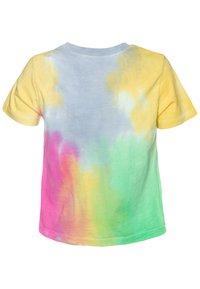 Vans - NETWORKED - T-shirt imprimé - aura wash - 1