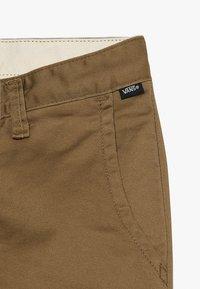 Vans - Pantalones chinos - dirt - 3