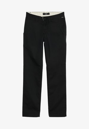 AUTHENTIC STRETCH BOYS - Chinos - black