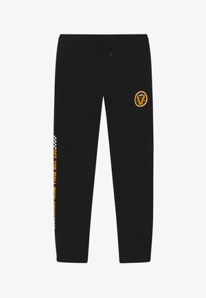 OLD SKOOL BOYS - Pantaloni sportivi - black