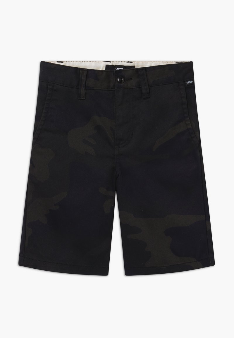 Vans - AUTHENTIC STRETCH BOYS - Shorts - black