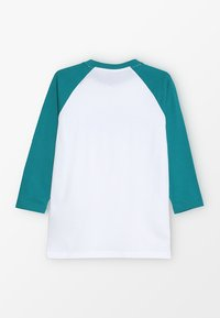 Vans - RAGLAN BOYS - Long sleeved top - white/quetzal - 1