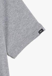 Vans - CLASSIC BOYS - T-shirts med print - athletic heather/black - 2