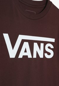 Vans - CLASSIC BOYS - Print T-shirt - port royale - 3